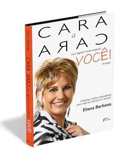 Livro por Eliana Barbosa psicoterápeuta e palestrante motivacional